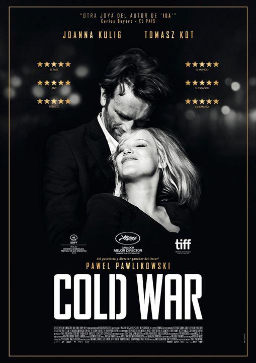 pelicula cold war critica