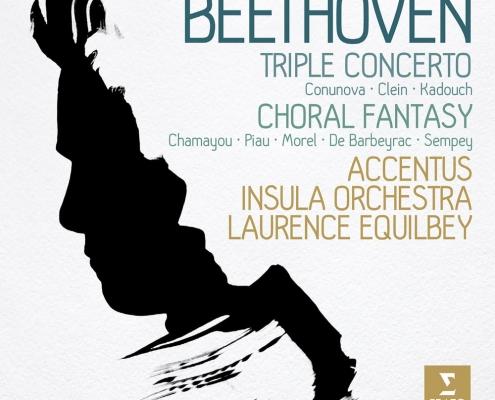 Beethoven: Choral Fantasy, Triple Concerto