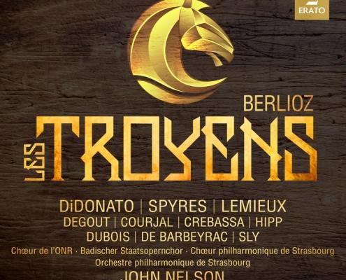 Los Troyanos, Héctor Berlioz