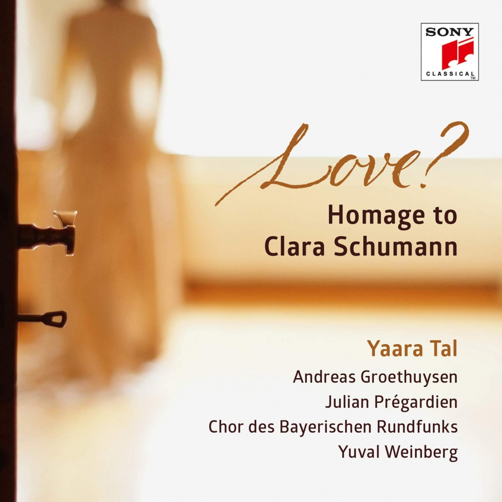 love? clara schumann