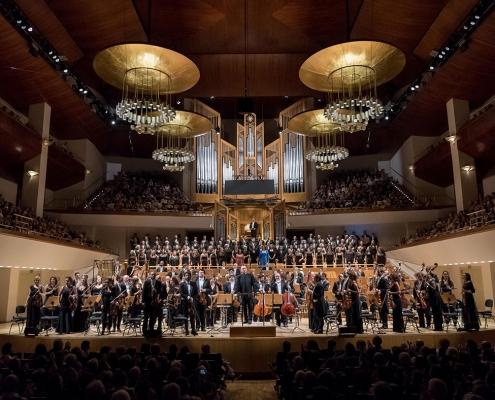 La segunda de Mahler