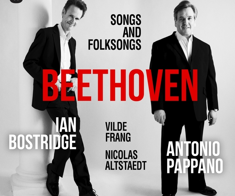 Beethoven_Bostridge_Pappano_Cover